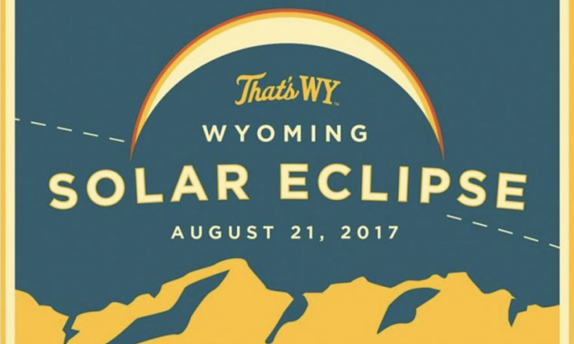 Eclipsing in Wyoming - Gallery Slide #1