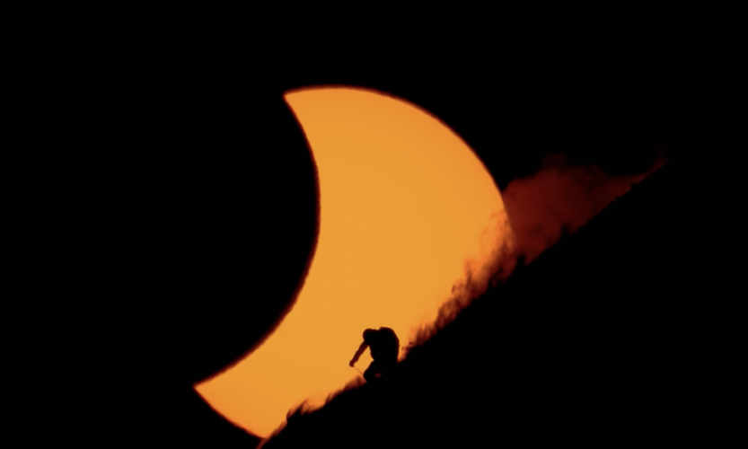 Eclipsing in Wyoming - Gallery Slide #4