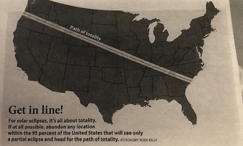 Eclipsing in Wyoming - Gallery Slide #5