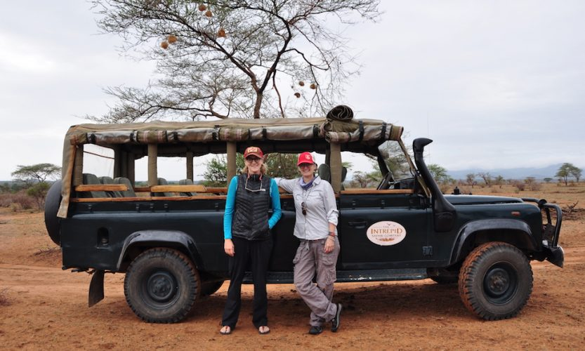 Our African Safari in Samburu ! - Gallery Slide #1