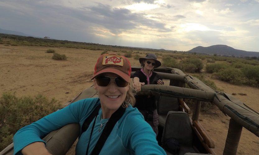 Our African Safari in Samburu ! - Gallery Slide #7