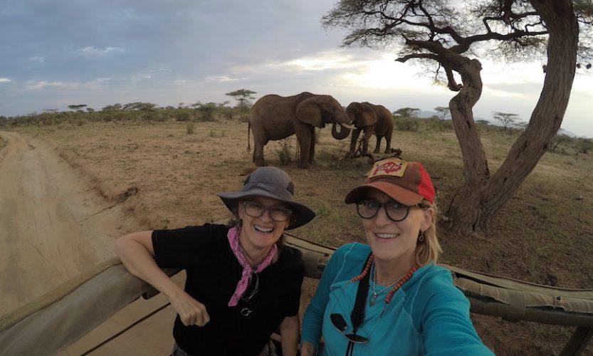 Our African Safari in Samburu ! - Gallery Slide #3