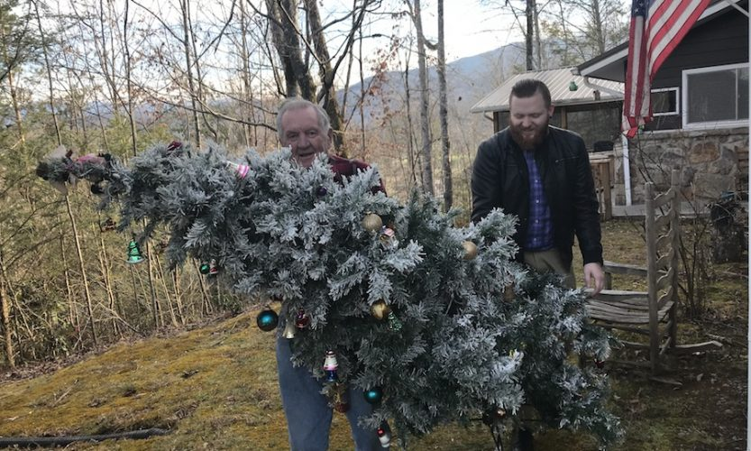 Even for Nomads … There's No Place Like Home for the Holidays - Gallery Slide #5
