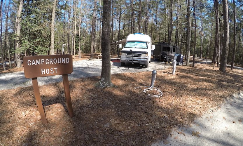 A Quick Post From Your Campground Hosts - Gallery Slide #1